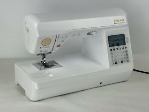 Professionally Serviced Baby Lock Brilliant Sewing Quilting Machine Perfect Gift