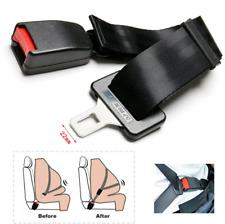 Car Seat Belt Extender Extension Safety Buckle Clip Universal Adjustable Cars UK