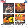 BLOODSPORT QUADRILOGY 1-4 MOVIE COMPLETE COLLECTION 1 2 3 4 NEW UK REGION 2 DVD