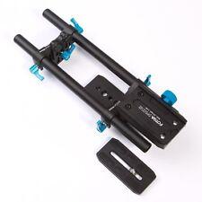 FOTGA DP500 Mark II Quick Release Baseplate Rail System Rod Fr Follow Focus DSLR
