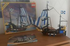 Lego Pirates Vintage 6274 Caribbean Clipper Boxed & Instructions 100% complete