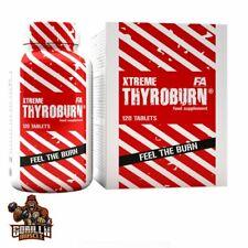 FA Nutrition Xtreme thyroburn forte Animal Trec clenburexin Brûleur De Graisse Thermo