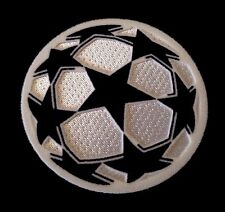 Retro 2007-2008 UCL starball football soccer badge patch