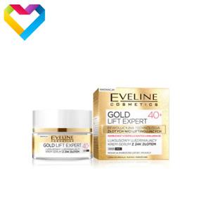 Eveline Cosmetics Gold Lift Expert 24k Luxury Day/Night Cream 40+ 50ml