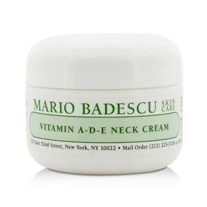 NEW Mario Badescu Vitamin A-D-E Neck Cream - For Combination/ Dry/ Sensitive