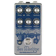 EarthQuaker Devices Sea Machine V3 Chorus Guitar Effects Pedal True Bypass
