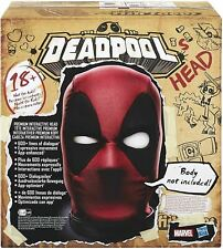 Marvel Legends Premium Interactive Deadpool Head