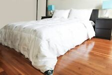 Triumph Hill 100% Natural Goose Feather and Down Bed Comforter Standard/Twin