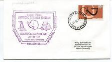 1977 Antarctic Research Program Holmes & Narver Scott Base Pole Station Cover
