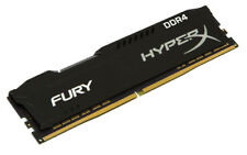 Modulo memoria RAM DDR4 4GB Pc2666 Kingston Hyperx Fury bla