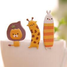 Cartoon 3D Stickers Kids Kawaii Diary Decoration Scrapbooking kindergarten gift