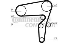 CONTITECH Kit de distribución FIAT CROMA ALFA ROMEO 166 LANCIA THESIS CT1105K2