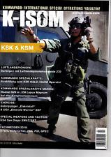 K-ISOM 3/2018 Special Operations Magazin  KSK & KSM Luftlandepioniere
