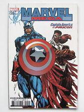 MARVEL MEGA - N°20 -Captain America et le Faucon-MARVEL