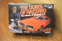 MPC THE DUKES OF HAZARD THE GHOST OF GENERAL LEE 1/25 SCALE MODEL KIT