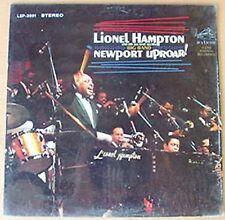 LIONEL HAMPTON - NEWPORT UPROAR - RCA LP - 1968