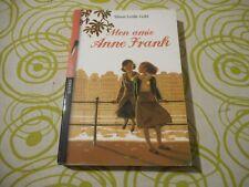 """Livre """" Mon Amie Anne Frank """"  Alison Leslie Gold"""
