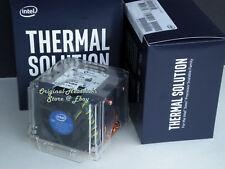 Intel Silver Processor Heatsink Cooler Fan for Xeon 4000 Series Skt LGA3647 New