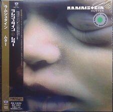 Rammstein ~ Mutter ~ Ltd Edition Green Marbled Gatefold Vinyl LP ~ New/Sealed