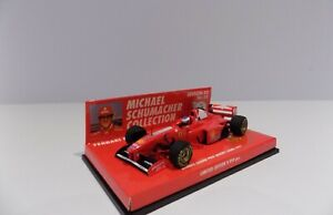 MINICHAMPS 510 974315 FERRARI F 310 B 1997 MICHAEL SCHUMACHER MINT BOXED 1:43