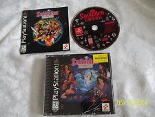 PS1 PLAYSTATION SUIKODEN BLACK LABEL COMPLETE RARE HTF MUST SEE & BUY IT NOW
