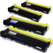 4PK TN210 Color Toner Set For DCP-9010CN HL-3040 HL-3045CN HL-3070CW MFC-9120CN