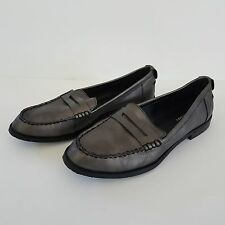 7f9432c4258 Calvin Klein Jeans Sabira Shoes US 10 Dark Grey Loafers Moccasins Casual  Flats