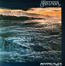 Santana - Moonflower (LP) (VG-/VG)