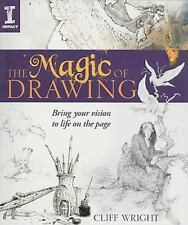 The Magic of Drawing by Cliff Wright (2008, Paperback)