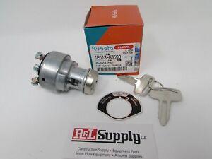Grasshopper Mower 183827 Walker Mower 7960-5 Kubota Diesel & Gas ignition switch