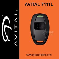 Avital 7111L 1-Button Remote Control Replacement Transmitter Fob Ezsdei7111 New