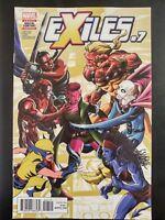 EXILES #7 (2018 MARVEL Comics) ~ VF/NM Book