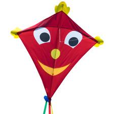 CIM Kinder-Drachen Happy Eddy XL Drachenfliegen inkl Drachenschnur SUPER-DRACHEN