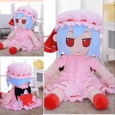 "120cm/47"" New Anime Touhou Project Remilia Scarlet Stuffed Doll Pillow Plush Toy"