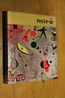 MIRO by JACQUES DOPAGNE 1974 HCDJ MODERN ART