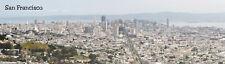 San Francisco fantastic panoramic view 10x36 poster