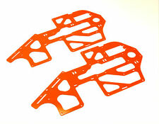 BLADE 500 HIGH VISIBILITY ORANGE G-10 FRAME SET (1.6mm) XTR13030O 3D XTREME HELI