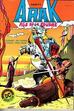 ARAK   ALBUM  RELIE  N°2 : (N°3,4)  EDITION   DC/ ARTIMA
