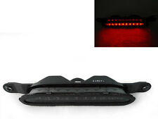 94-98 Ford Mustang GT Black Housing Smoked Lens Full LED 3rd Brake Light Lamp