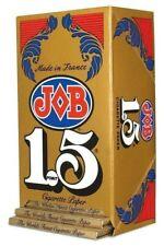 JOB 1.5 Cigarette Rolling Paper full Box (24 Booklets) Brand New