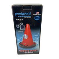 NEW PoolGuard PGRM-SB Safety Buoy Above Ground Pool Alarm for kids kid pet NSF