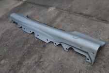 03-06 R230 MERCEDES SL500 SL600 BASE MODEL RIGHT SIDE SKIRT ROCKER PANEL SILVER