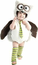 Princess Paradise Baby Boys Edward The Owl, Grey/Brown/White, 12/18 Months