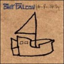 Billy Falcon - Letters From Paper Ship (Audio CD 1994) NEW