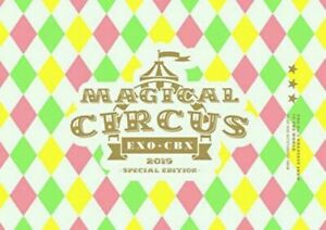 EXO-CBX Japan [MAGICAL CIRCUS 2019 -Special Edition-] 2Blu-ray+Photobook Limited