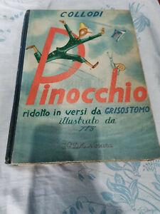 PINOCCHIO/ COLLODI - ILLUSTRATO DA STO