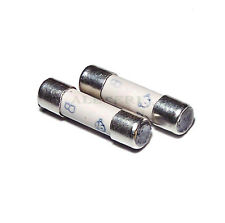 16 pcs 3.15A 250V Ceramic Cartridge Fuse Slow Blow 7x30~6x30 Silver PKT-3 USSR