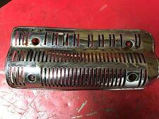 Honda CL450 Scrambler Exhaust Pipes  Muffler  Heat Shield CL 450 1969
