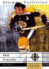 2011-12 UD Ultimate Collection #5 Phil Esposito