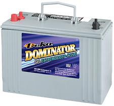 DEKA GENUINE NEW 8G31DTM GEL MARINE DOMINATOR 780AMP CRANKING POWER BATTERY